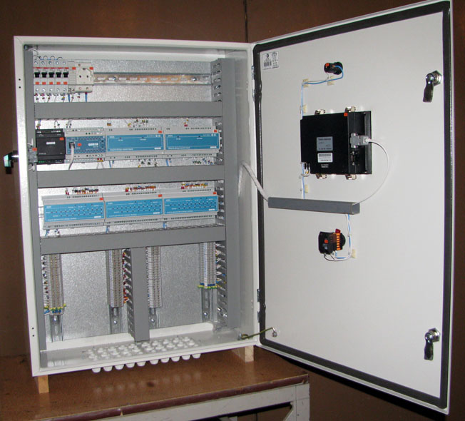Система диспетчеризации - щит диспетчеризации
