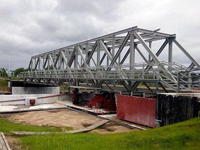 АСУ разводного моста - разводной мост 1