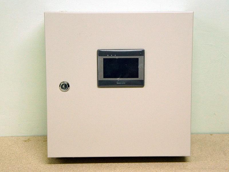 Универсальный щит диспетчеризации дизельной генераторной установки - щит диспетчеризации ДГУ 2
