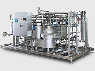 АСУ ТП пастеризационно-охладительной установки - пастеризационная установка 1