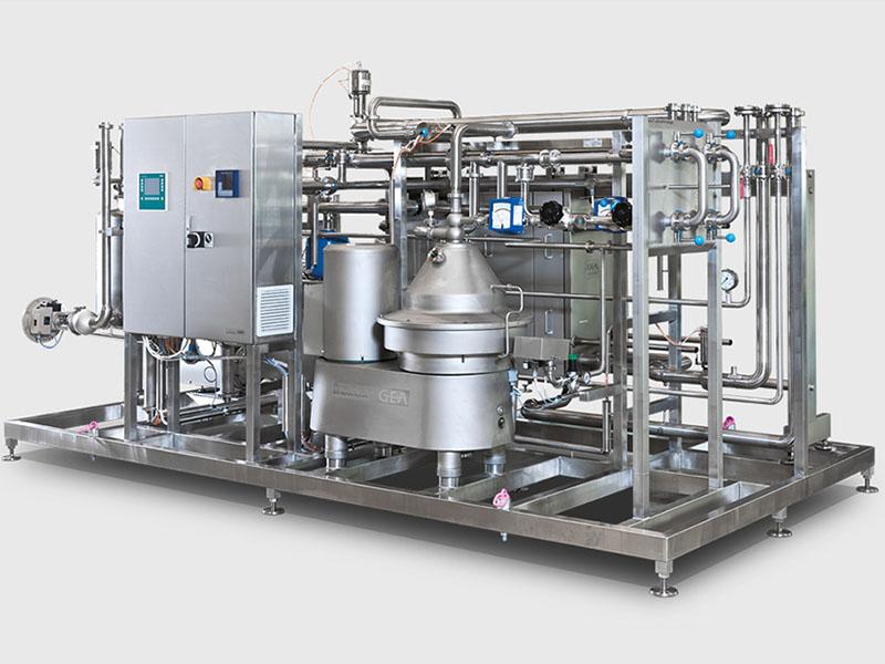 АСУ ТП пастеризационно-охладительной установки - пастеризационная установка 2